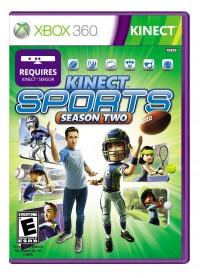 Kinect Sports box art