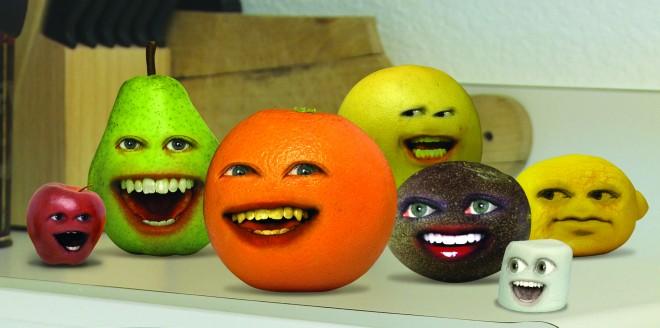 Annoying Orange and... Friends?