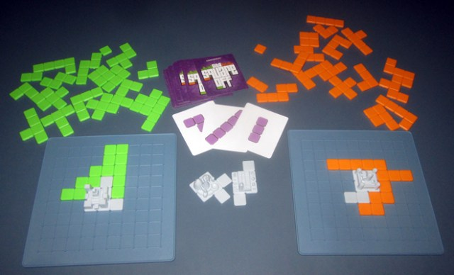 City Square Off components