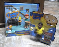 Lois or Cleveland? Win a Family Guy collectible.