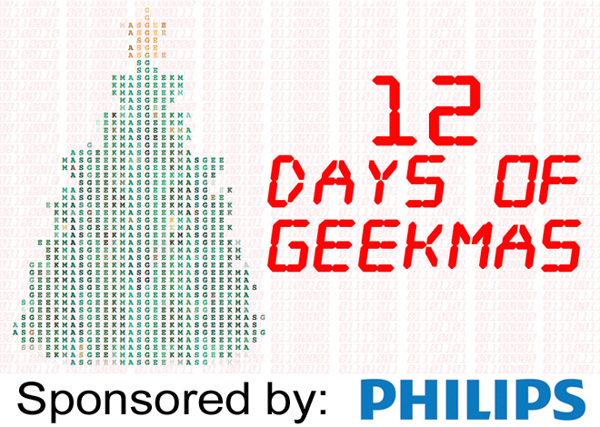 12DoG 2011, sponsored by Philips