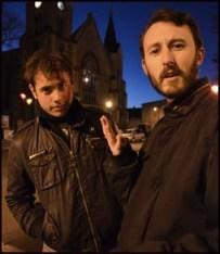 "Otto Stockmeier and Derek Van Gorder, producers of ""C."""