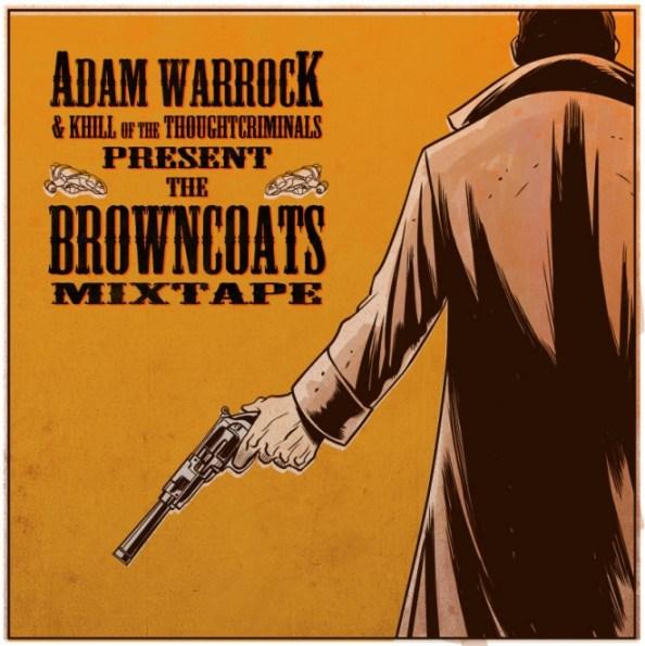 The Browncoats Mixtape cover art