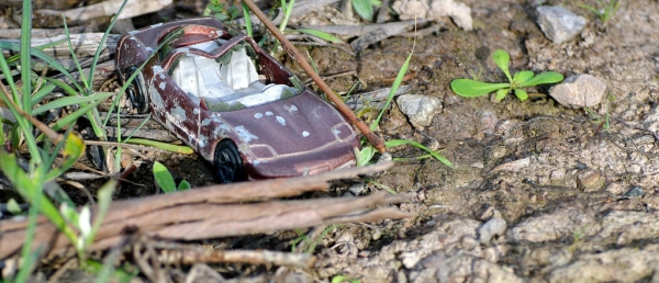 Matchbox Graveyard becomes the Car Crash Game (image credit: flickr/Sam Hames)