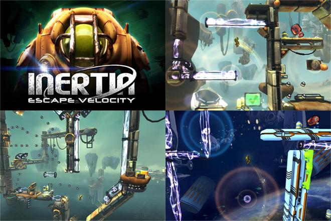 Inertia: Escape Velocity