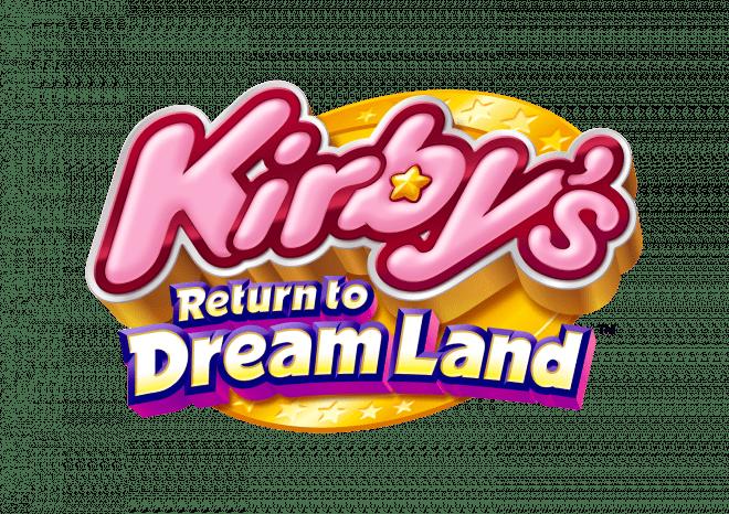 Kirby's Return to Dream Land logo