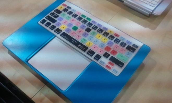 BulletTrain keyboard platform