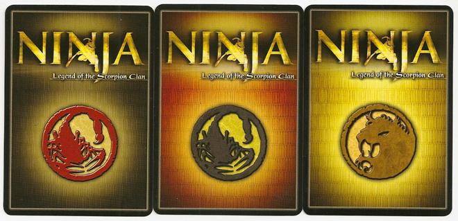Ninja-cardbacks