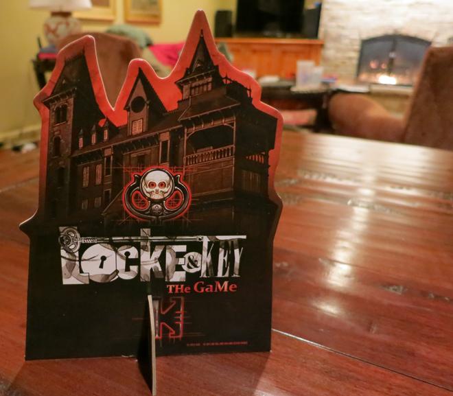 Locke and Key: The Game
