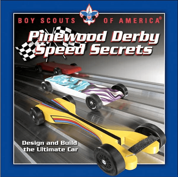 Pinewood derby racing a great parent child project geekdad