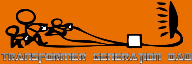 Transformer Generation Dad logo