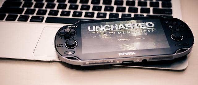 PS Vita (image: flickr/sergesegal)