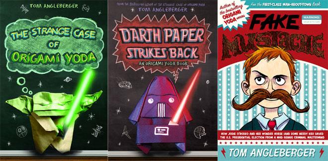 Origami Yoda, Darth Paper, Fake Mustache
