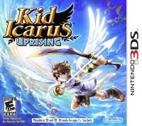 Kid Icarus: Uprising box art