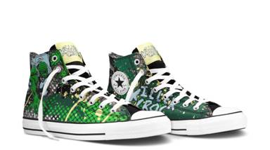 Batman, Converse All Stars, Killer Croc