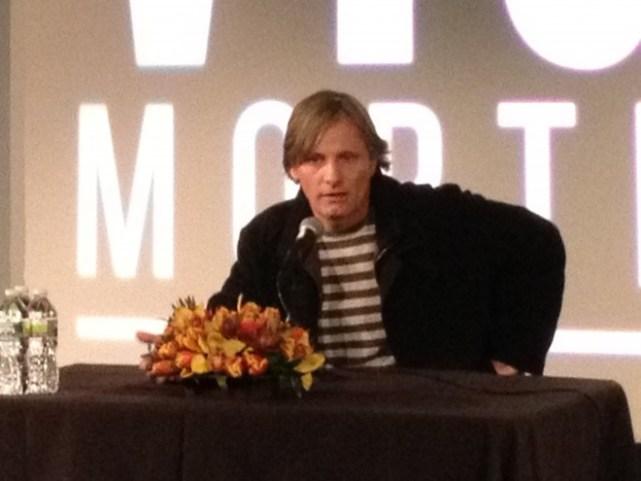 Viggo Mortensen Speaks: Part 3 of 3 - GeekDad