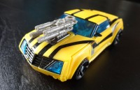 Bumblebee in vehicle mode