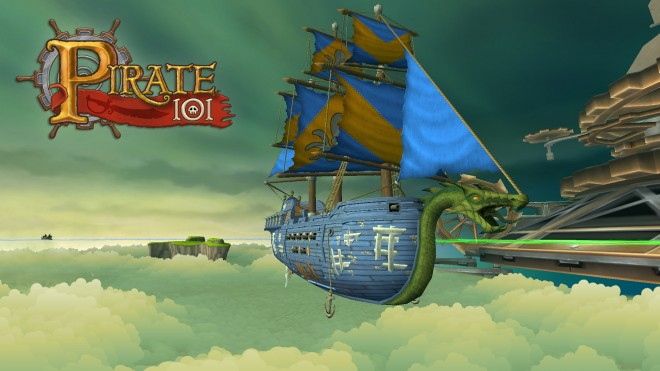 P101 Dragon Ship