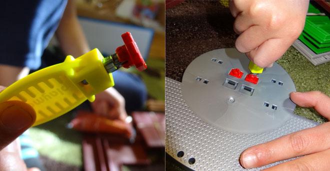 Playmobil assembly