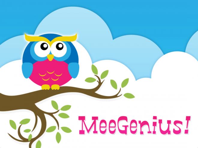 MeeGenius logo