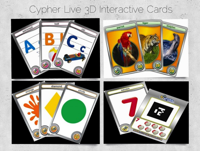 flashcards, kid's games, education