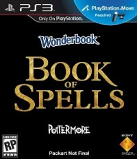 WonderBook Book of Spells