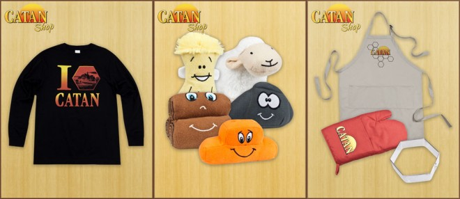 Catan Shop