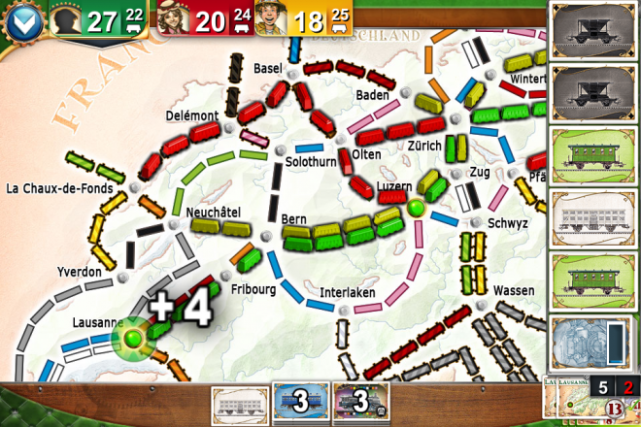 Now For Iphone Ticket To Ride Europe Pocket Geekdad