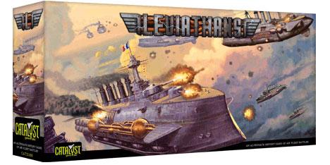 Leviathans Core Box Set cover