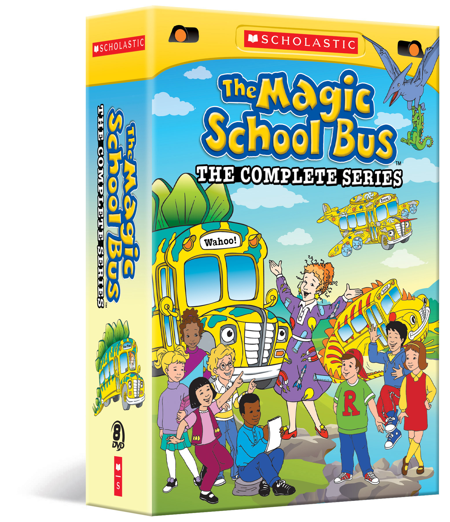 25 Years Of The Magic School Bus In A New Dvd Set