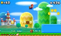 NSMB2 screen shot 2