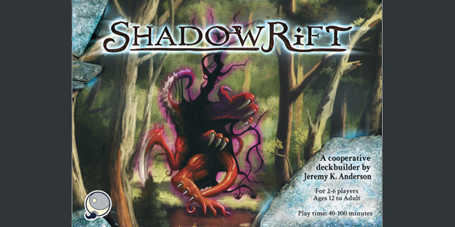 Shadowrift cover