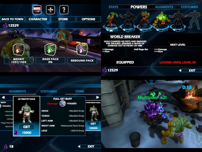 Avengers Initiative screenshots