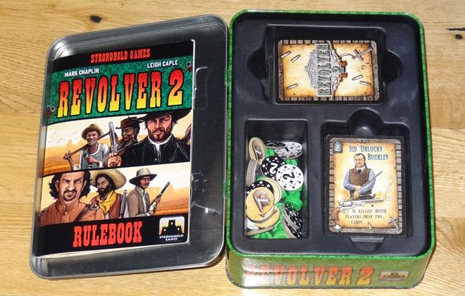 Revolver 2 tin