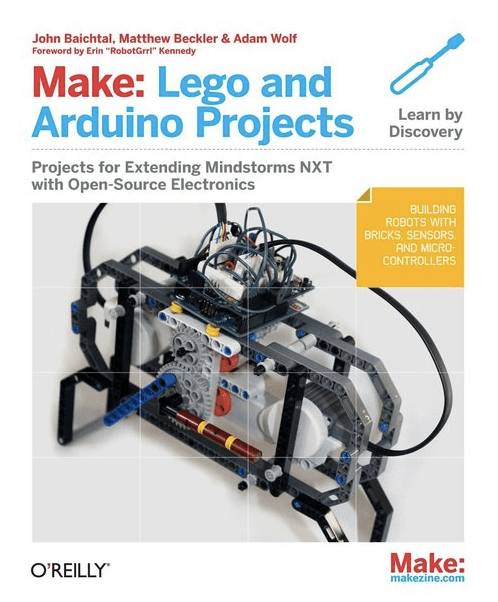 If you build it... | Best of Both Worlds: Make: Lego and Arduino Projects