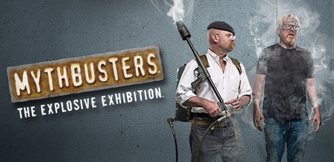 Mythbusters Exhibit
