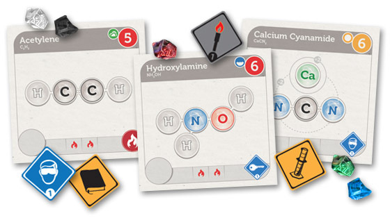 Compounded card art