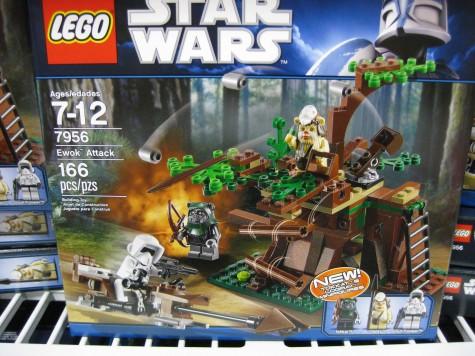 San Diego Comic-Con Day One: Star Wars Legos, Ewok Attack! - GeekMom