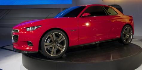 Chevrolet Code 130 R Concept