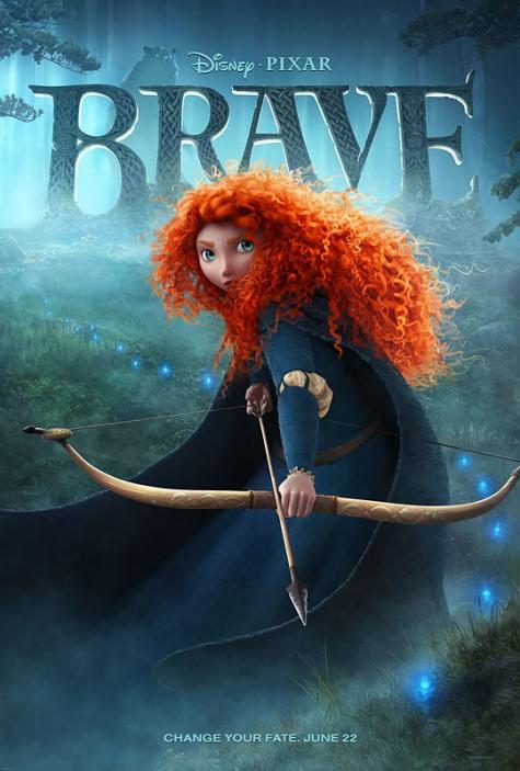 Brave: Courtesy of Pixar