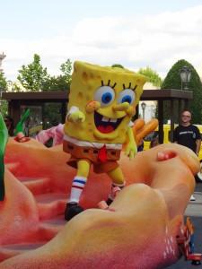 SpongeBob SquarePants / Image: Dakster Sullivan