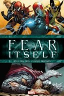 Fear Iteslf Cover Image: Copyright DC Comics