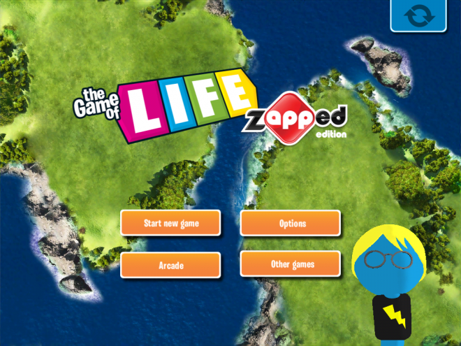 The Game of Life: Zapped Edition / Image: Dakster Sullivan