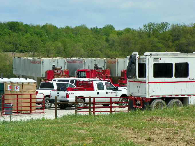 fracking a farm, fracking nearby, effect of fracking, costs of fracking, fracking leases land to foreign companies,