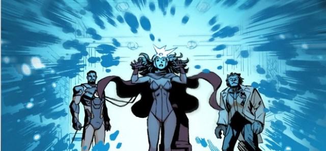 Avengers vs. X-Men #10: Infinite / Image: Copyright DC Comics