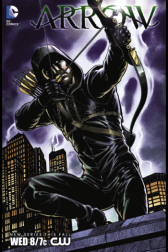 Arrow Issue #1 / Image: Copyright DC Comics
