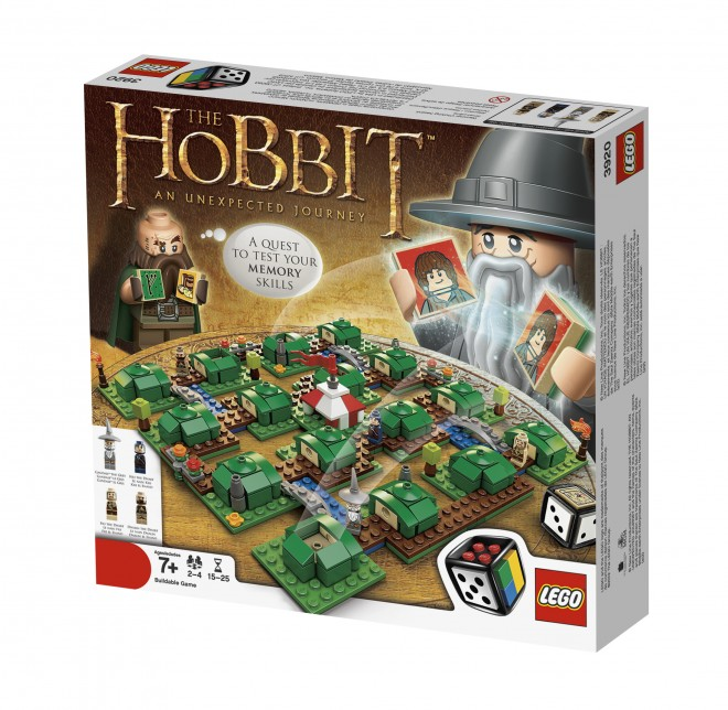 The Hobbit: An Unexpected Journey  Image: Lego