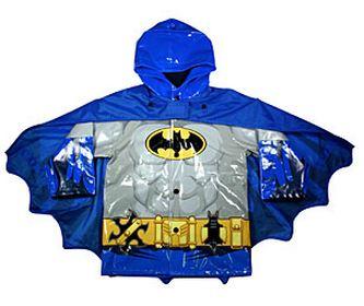 Batman Raincoat Image: ThinkGeek