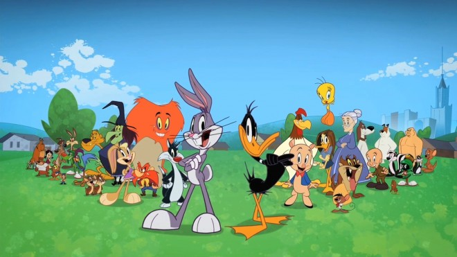 Looney Tunes Show  Image: Copyright Cartoon Network