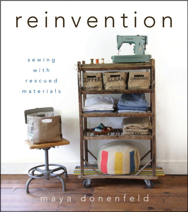 review of Reinvention by Maya Donenfeld,